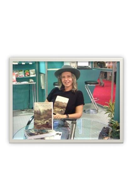 LANÇAMENTO NA BIENAL INTERNACIONAL DO LIVRO 2005 - RIO DE JANEIRO