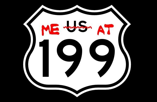 Me at 199