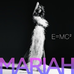 "Mariah Carey's new album ""E=MC²"" is in stores now!"