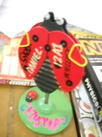 My Faithful Ladybug..