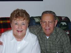 Grandma and Grandpa Chilvers