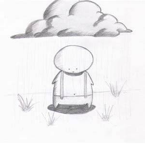 DesenhoJP Sketchbook Na+chuva
