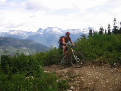 Cougar Mtn, Whistler BC
