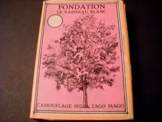 FONDATION-LA VAISSEAU BLANC, TAPE, 1983, FRANCE