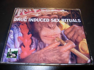 GARRY BRADBURY-DRUG INDUCED SEX RITUALS, CDR, 2001 (RECORDED: 1990), ...