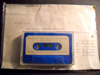 FICTION-SOME ACTS OF POLITICAL EDUCATION, TAPE, 198?, GERMANY