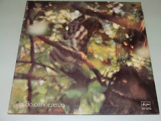 CLAUDIO ROCCHI-ESSENZA, LP, 1973, ITALY, NWW LIST