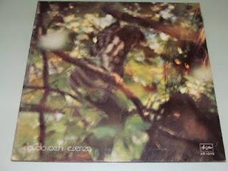 Cover Album of CLAUDIO ROCCHI-ESSENZA, LP, 1973, ITALY, NWW LIST
