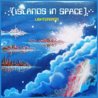 LIGHTDREAMS-ISLANDS IN SPACE, LP, 1981, CANADA