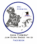 Pro Perwira Badge