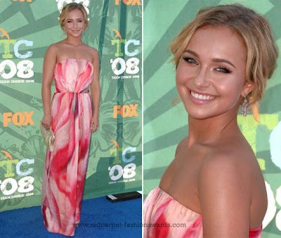 hayden panettiere long dresses. Hayden Panettiere rocked a