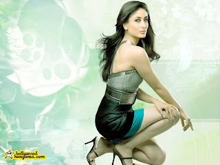 Bollywood sexy and super slim actress celebrity Kareena Kapoor