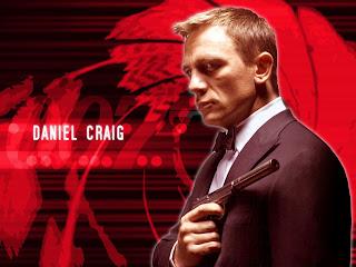 Hollywood actor Daniel Craig- the latest James bond