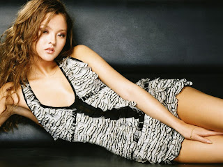 American model and actress Celebrity Devon Aoki