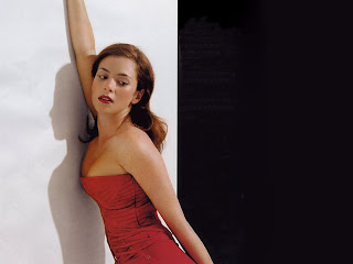 English Actress Anna Friel