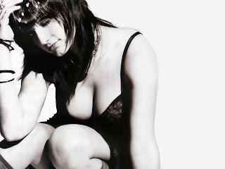 American pop rock singer Ashlee Simpson