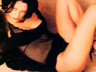 Italian television and film actress Asia Argento