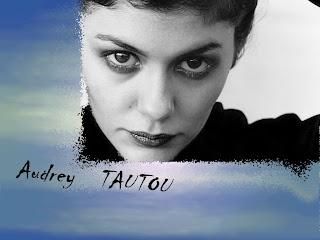 French film actress Audrey Tautou