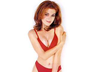 Australian actress and author of Scottish descent Isla Fisher
