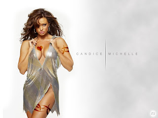 WWE Women's Champion, Go Daddy Girl - Candice Michelle