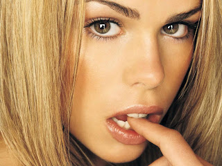English singer and actress Billie Piper