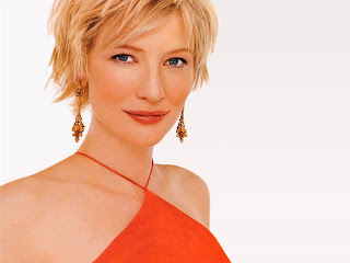 Cate Blanchett - Elizabeth I,Indiana Jones , The Aviator,Elizabeth II,The Lord of the Rings
