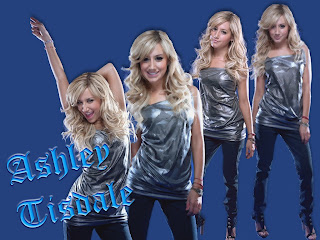 Ashley Tisdale-High School Musical, Headstrong,Aliens in the Attic