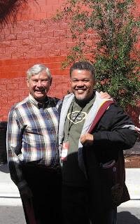 Bob Graham and Geoffrey Philp