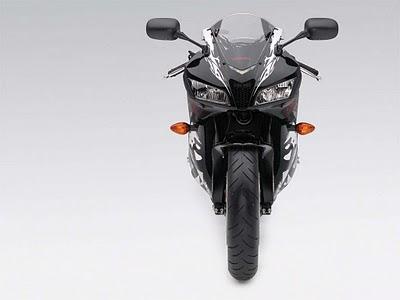 Honda motorcycle CBR 600RR 2010