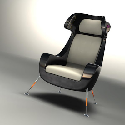 Multimedia Chair Concept