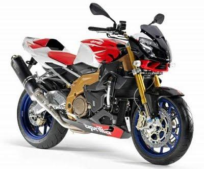 motorbike Aprilia Touno 1000 R