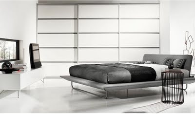 Contemporary Beds Design from BoConcept Bedroom Furniture Collection