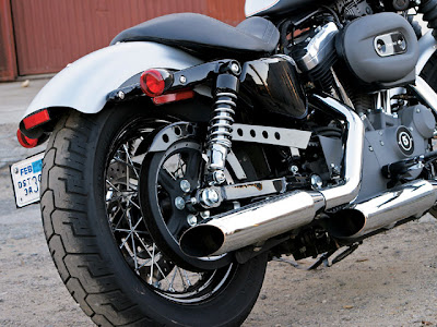 motor Harley-Davidson XL 1200N picture