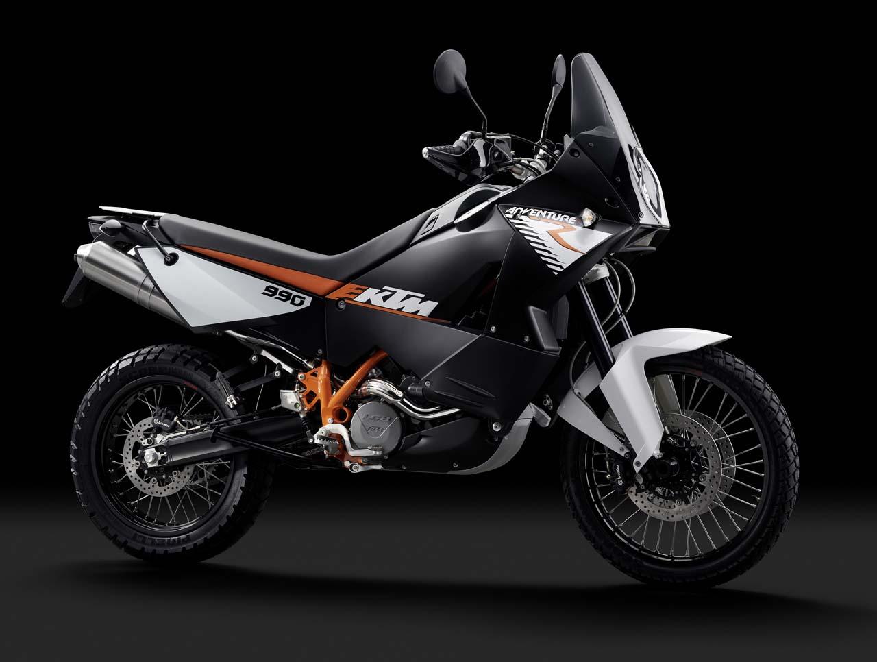 Motor Seri Ktm 990 Adventure R Motor Modif Contest