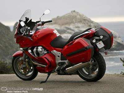 Motorcycle Guzzi Norge 1200 pic