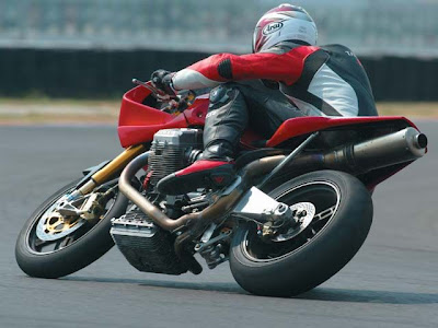 Guzzi Corsa MGS-01  motorbike