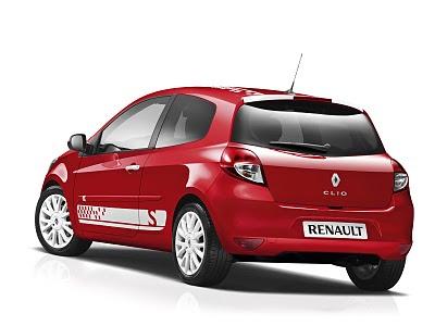 Renault Clio S Car