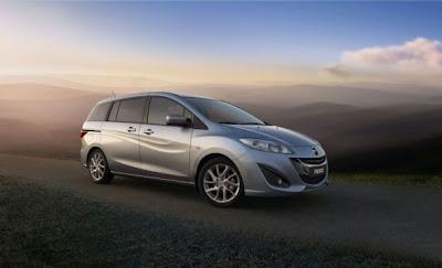 Mazda5 Car