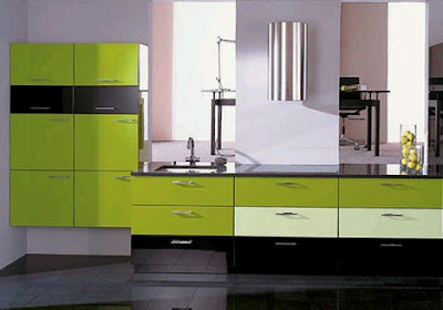 Colours For a Kitchen