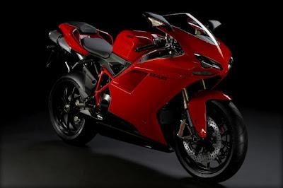 2011 moto Ducati 848 EVO
