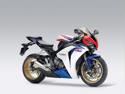 motorcycle Honda CBR1000RR HRC