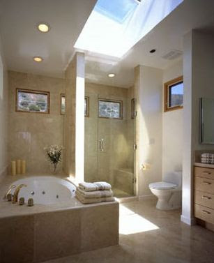 Design Interior for Bathroom