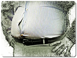 Tips Sehat Menghindari Perut Buncit Akibat Kembung : Indra's Notes