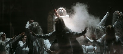 The Witches in Macbeth, Washington National Opera, photo by Karin Cooper