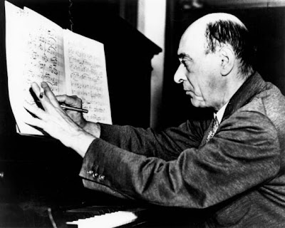 Arnold Schoenberg (1874-1951)