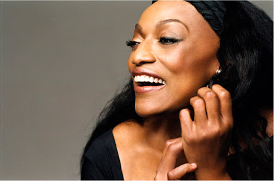 Photo of Jessye Norman by Carol Friedman