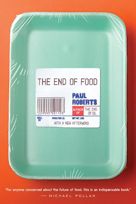 Roberts THE END OF FOOD - Favorite Book Covers of 2009, Part One: WORD, Brooklyn, NY