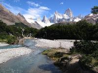 Cerro Fitz Roy patagonia