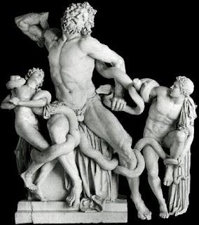 Lacoonte y sus hijos