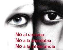 No a la xenofobia